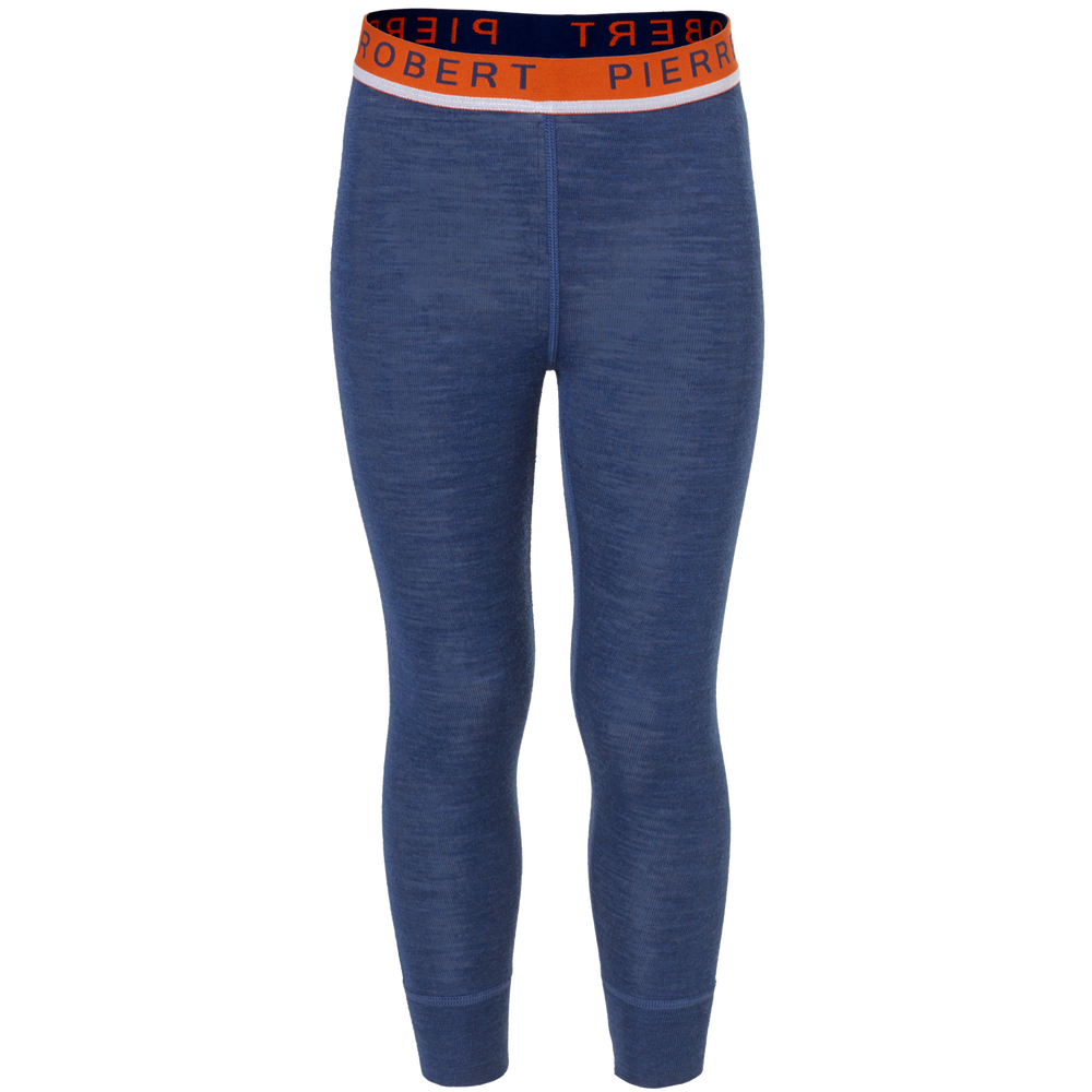 Stilongs til større barn, navy orange, hi-res